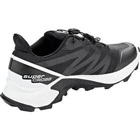 Salomon Supercross Buty Mężczyźni, black white black